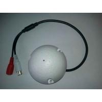 Mikrofon pro bezpečnostní EXTRA citlivý CCTV/AHD/CVI kamery TT-MIC009A
