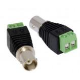 BNC konektor se svorkovnicí male