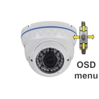 2MPx AHD/TVI/CVI STARVIS 4x ZOOM AF kamera MHD-DNJ30-291-VF, IR30m
