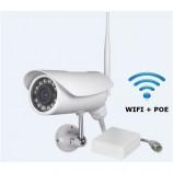 2 Mpx WiFi IP kamera Anbash NC336PW, POE,audio, alarm, IR20m