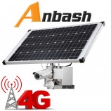 2MPx solární 4G LTE kamera Anbash NC336FG SOLAR, Audio, Alarm, P2P, IR20m