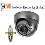 4MPx varifokální kamera AHD-DVJ30-400V, 2,8-12mm, IR 35m