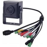 2MPx IP STARVIS skrytá H265 SUNELL SN-MNC57/20AG - WDR dirková kamera, Onvif, Audio I/O, Alarm I/O, SD, IVA