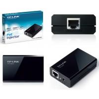 POE injektor 802.3af pro napájení kamer MHK, Milesight, HIKVISION TP-LINK TL-POE150S