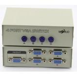 4CH VGA rozbočovač, maximální rozlišení 1920*1440, bez nutnosti napájení