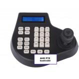 Ovládací pult pro AHD PTZ kamery, klávesnice, kontrolér