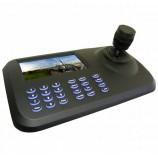 SDK95 ovládací 3D pult pro PTZ kamery, LED display, klávesnice, kontrolér Onvif 2.4