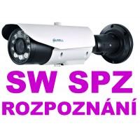 2MPx Sunell SN-IPR56/20AKDN/T/Z POE  - čtení SPZ - NO/NC/COM, Audio,  AF ZOOM (3 - 12mm), SW v ceně