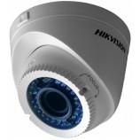 DS-2CE56C2T-VFIR3 - 1,3MPix venkovní DOME kamera TurboHD; ICR + IR + objektiv 2,8-12mm