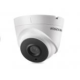 DS-2CE56D1T-IT3 - 2MPix venkovní DOME kamera TurboHD; ICR + IR + objektiv 3,6mm